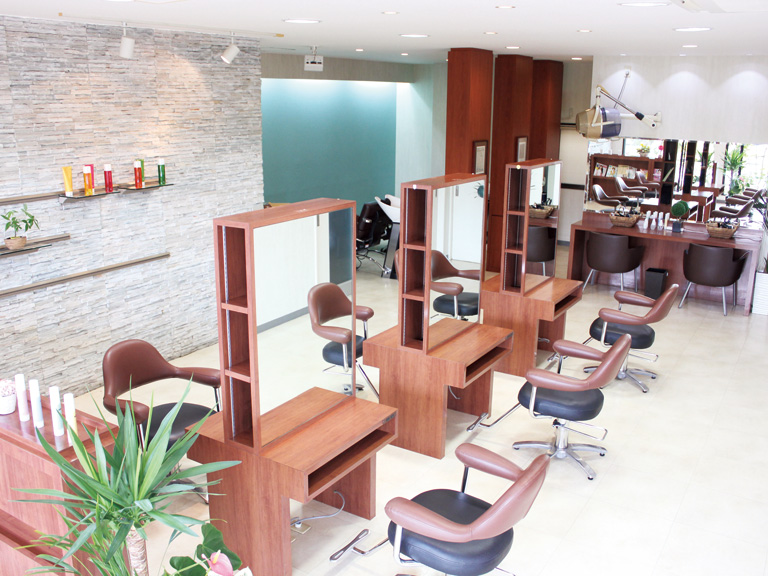 HAIR COLOR CAFE 姶良店