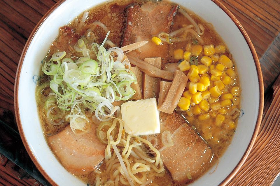 本場札幌ラーメン 北の麺処