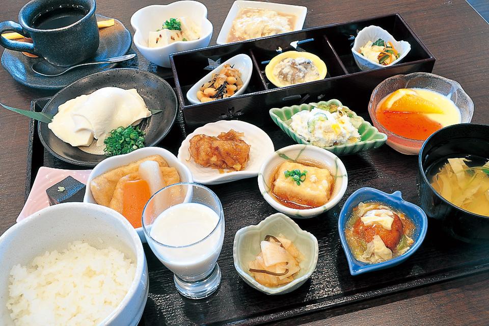 おとうふ・ゆば料理Cafe 大豆の華