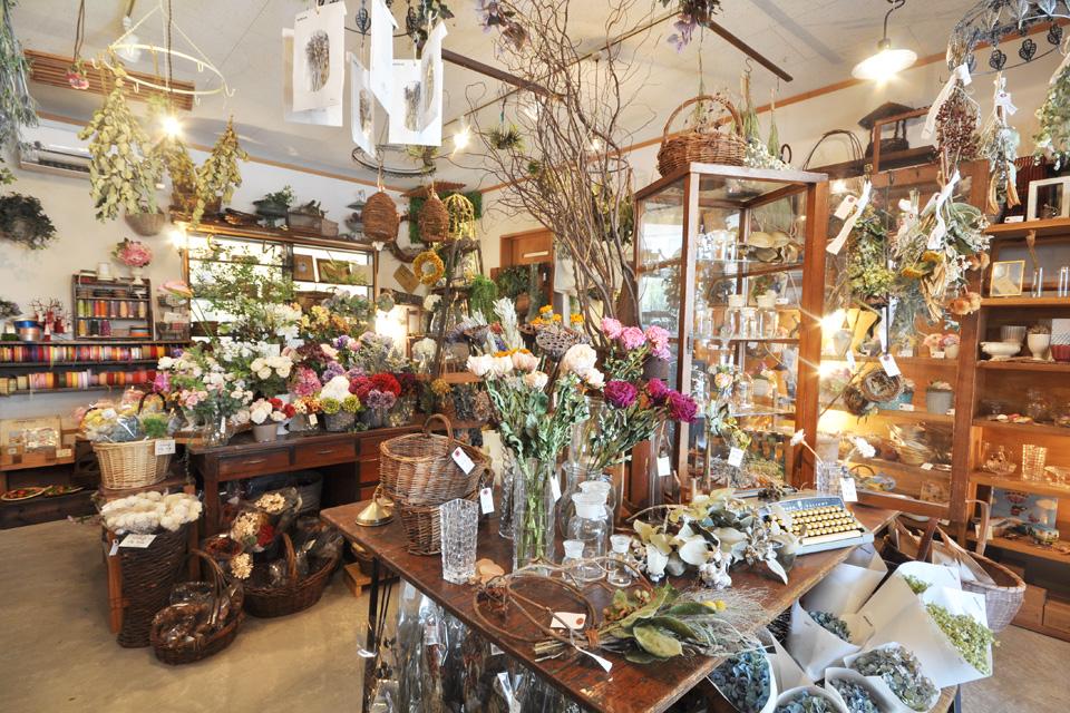 お花の雑貨店 カジオハイツ