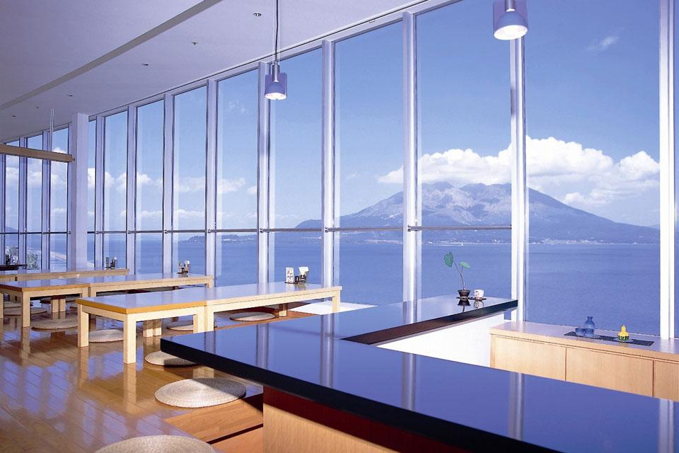 味と眺望の和食処 彩海