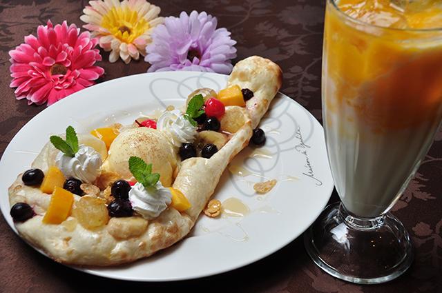 カゴシマプラス Chai cafeの「スウィートナン」