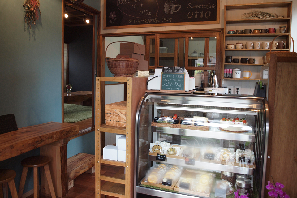 Sweets cafe otto