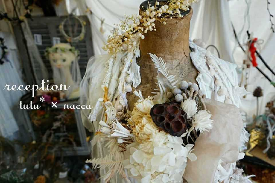 reception tutu* × nacca