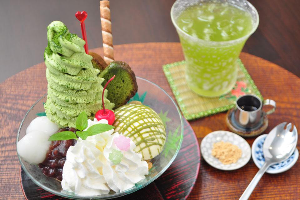Green Teashop 茶暢家