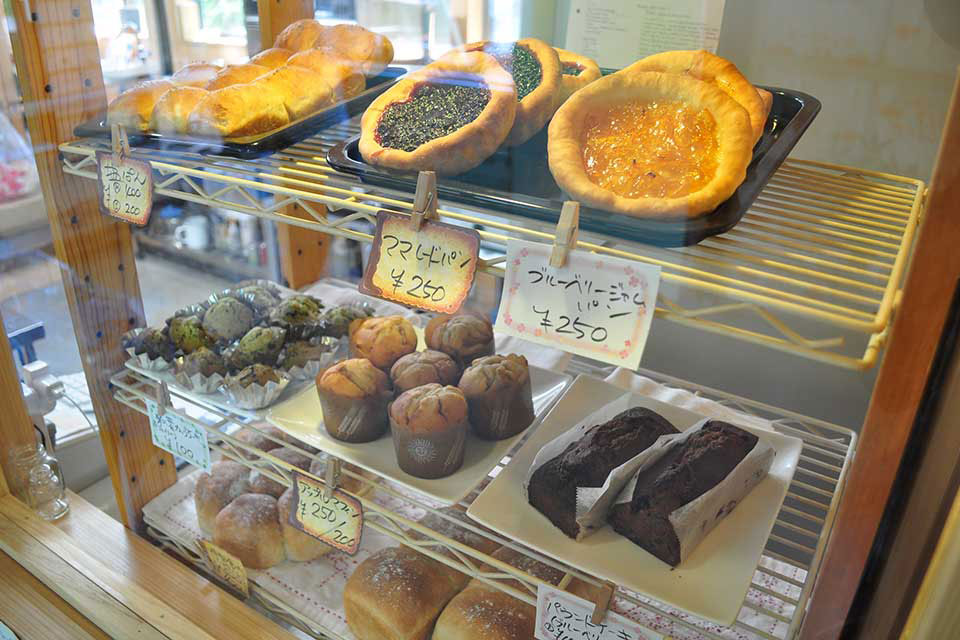 bakery & cafe tege亭
