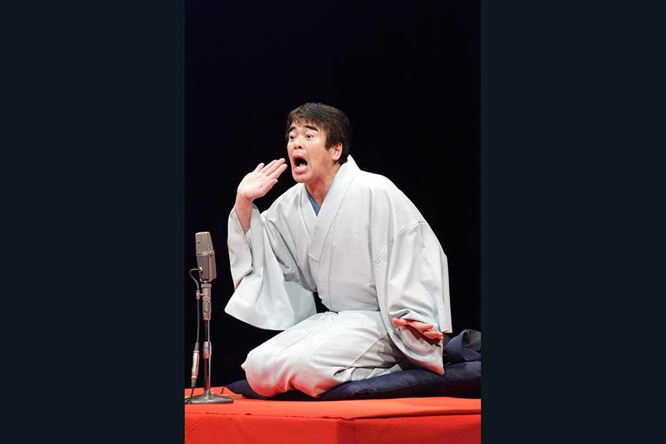 新春初笑い 三遊亭歌之介 卒業独演会