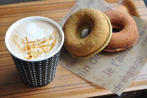 HATANAKA-COFFEE/コーヒー&ドーナツ