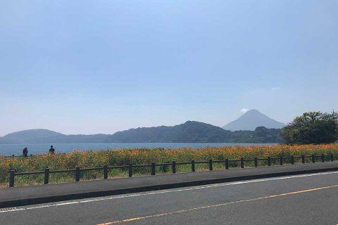 カゴプラ/池田湖