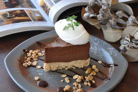 CAFE510/ビター生チョコタルト