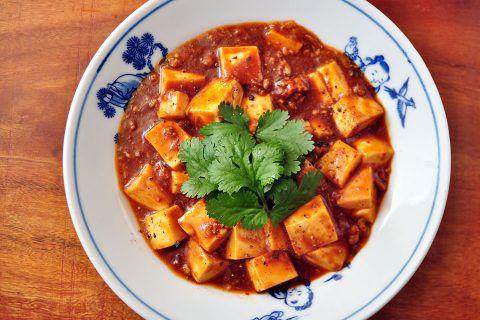 ハナキ/麻婆豆腐1