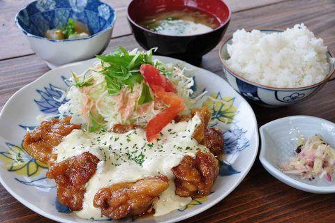 カゴプラ/ぱどる食堂/チキン南蛮