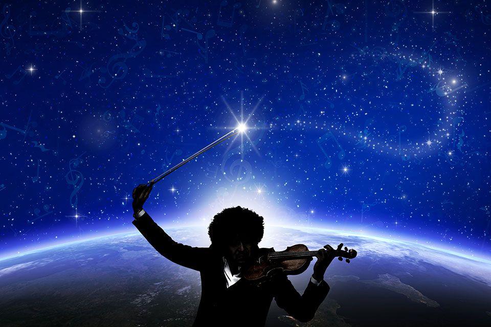プラネタリウム「Feel the Earth ~Music by 葉加瀬太郎~」