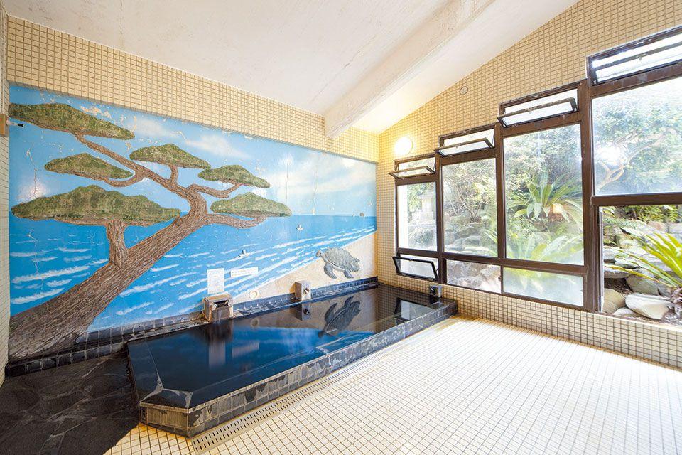 【日置市】中島温泉旅館