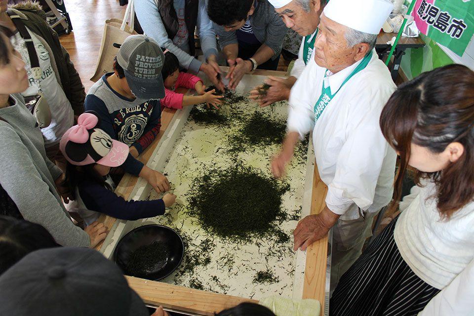 都市農村交流センターお茶の里「3周年祭」