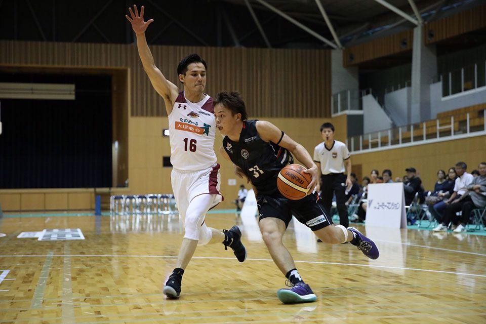 B3 2017-18シーズン レギュラーシーズン 鹿児島レブナイズvs東京CR