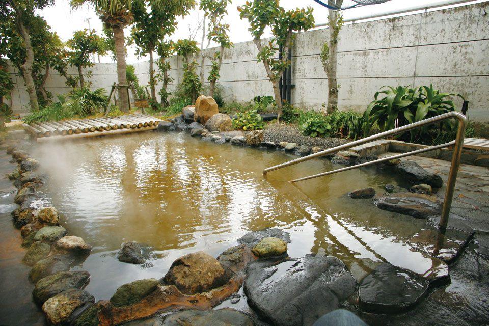 【南大隅町】健康と美肌の湯 ねじめ温泉ネッピー館