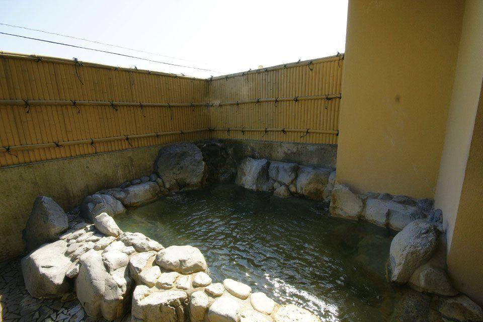 【霧島市】星塚温泉ヘルスセンター おきな湯 いこいの場