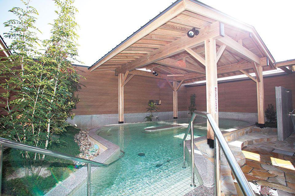 【出水市】天然温泉 ぬくもりの湯