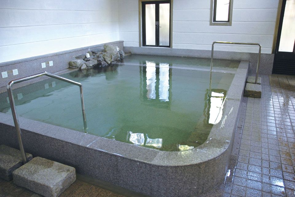 【さつま町】紫尾区営大衆浴場(神の湯)