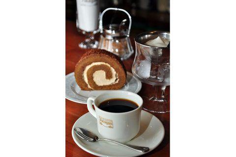 パラゴン/コーヒー&ケーキ
