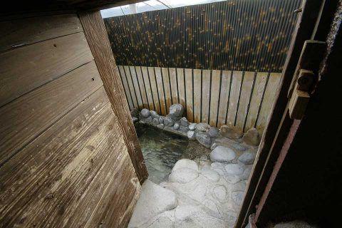 岩戸温泉 カゴプラ