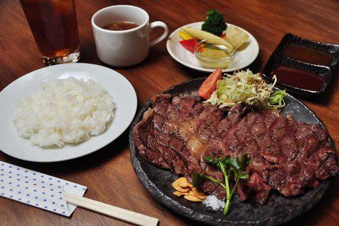カゴプラ/ビフテキ大関/国産牛ステーキ