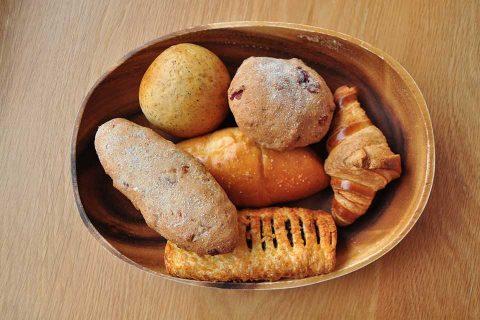 カゴプラ/marushu-cafe/パン