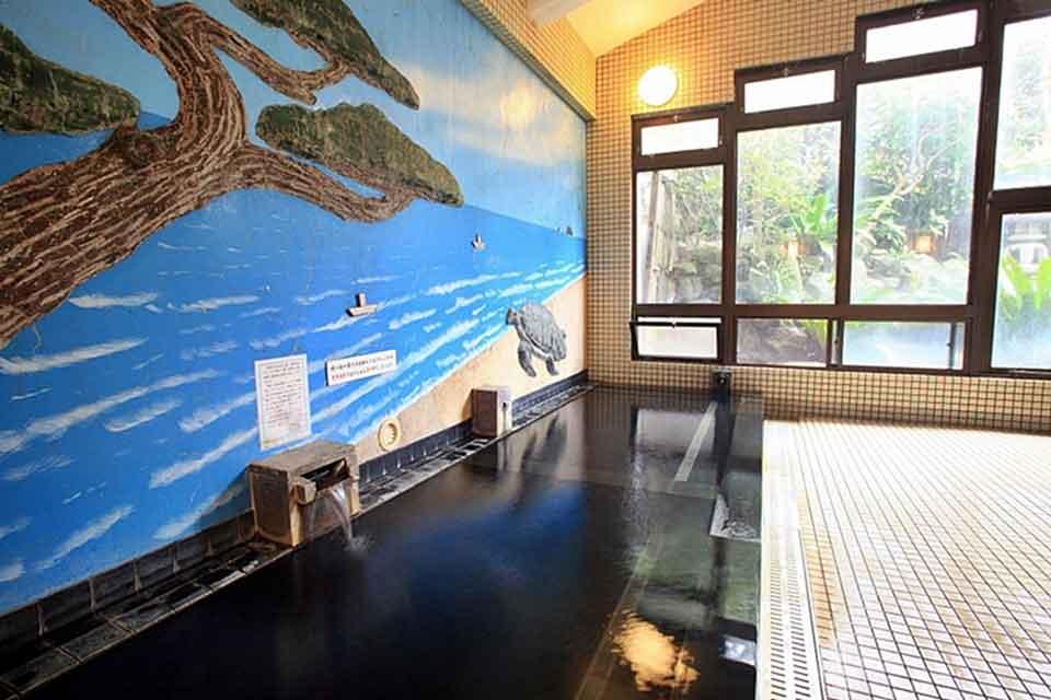 2カゴプラ温泉中島温泉旅館公衆浴場2