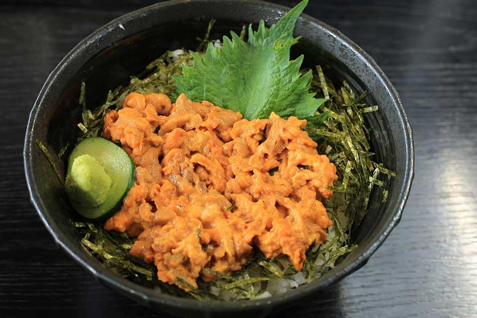 【阿久根うに丼祭り】とろ~っととろける至福のとき、阿久根で絶品うに丼を味わおう