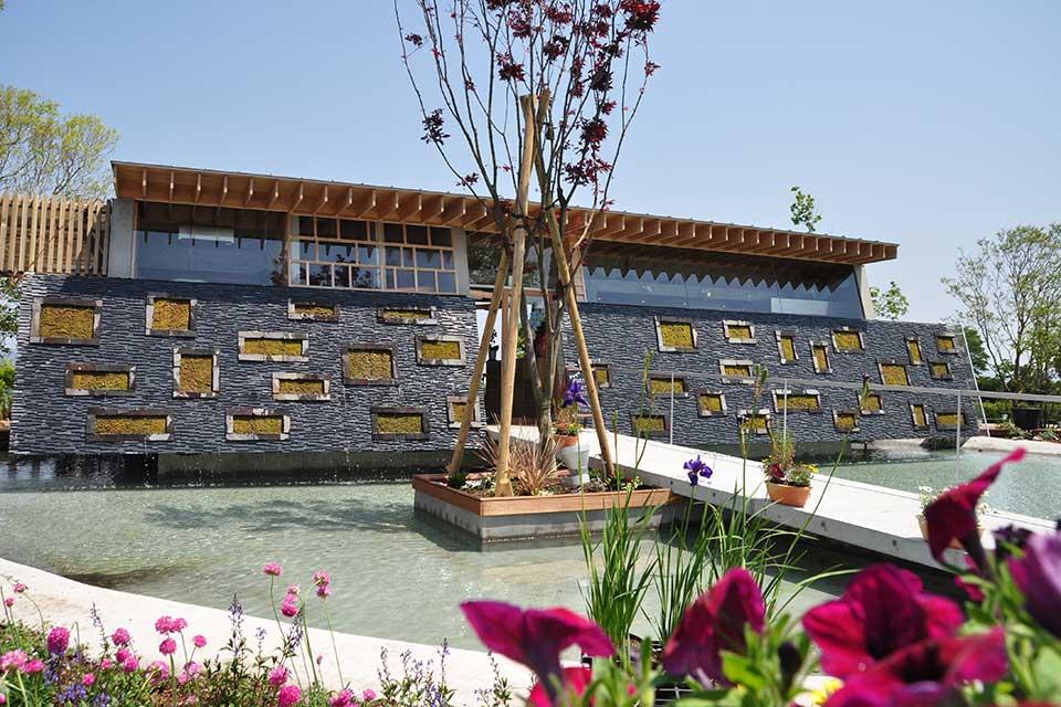 【テラスカフェ空】空に近い素敵カフェが、阿久根「ひみつの花園」にオープン
