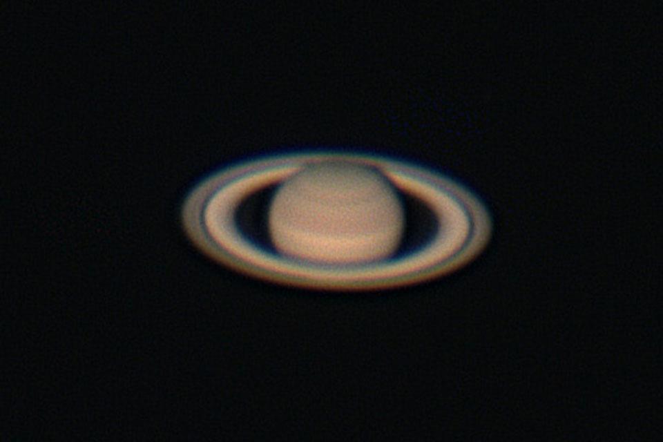 土星観察月間