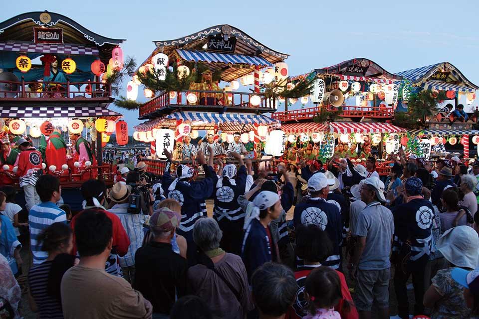 市来湊祇園祭