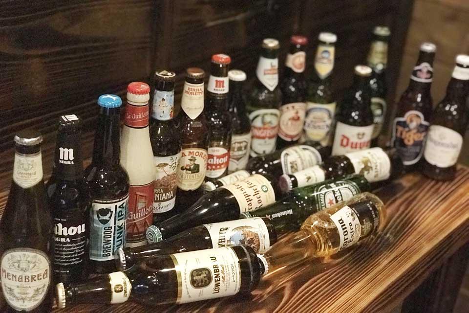 ビール好きの海外ビール品評会