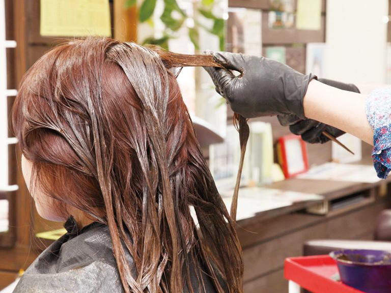 Moulin hair