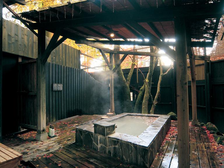 霧島隠れの湯 ペンション異人館