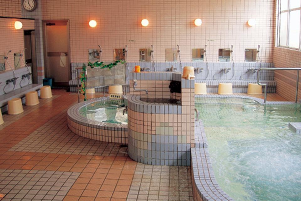梅ヶ渕温泉