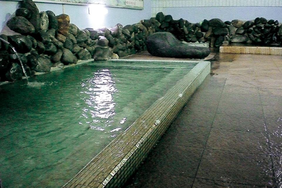 湯の華温泉