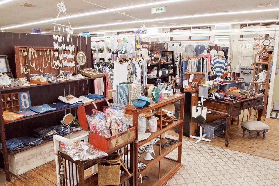 fashion&zakka shop favorite