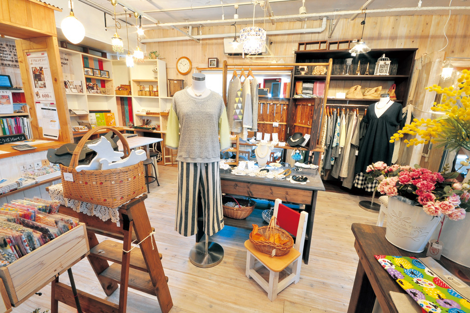 zakka shop 工房中森