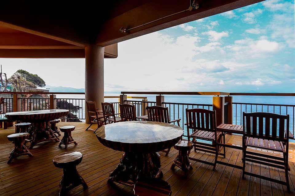 cafe 錦江湾