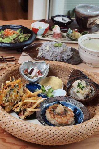 庭宴/料理/TJカゴシマ/カゴプラ
