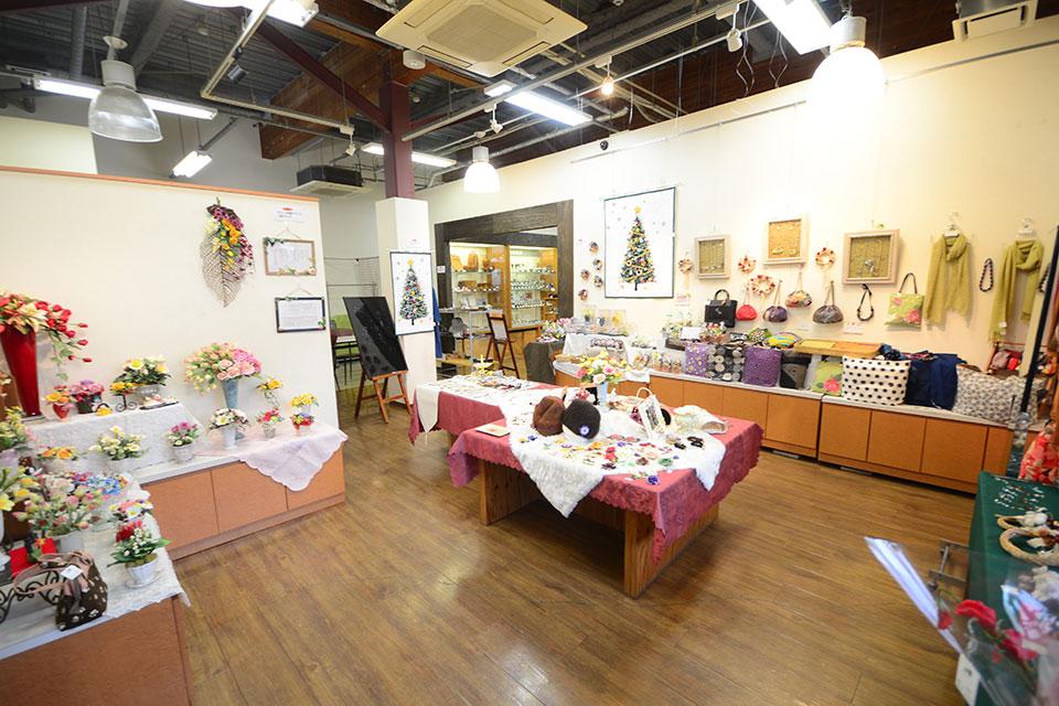 薩摩工芸館&薩摩ギャラリー 山形屋ドルフィンポート店