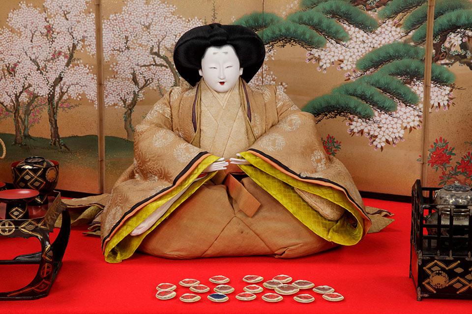 早春の所蔵品展 「島津家伝来のひな人形と薩摩の書画」
