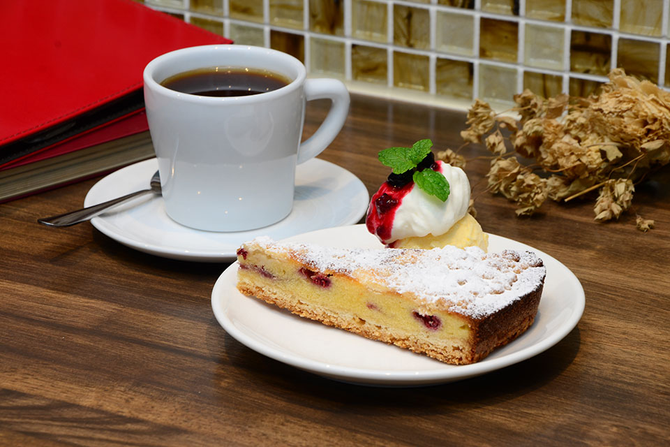 Mouffe cafe