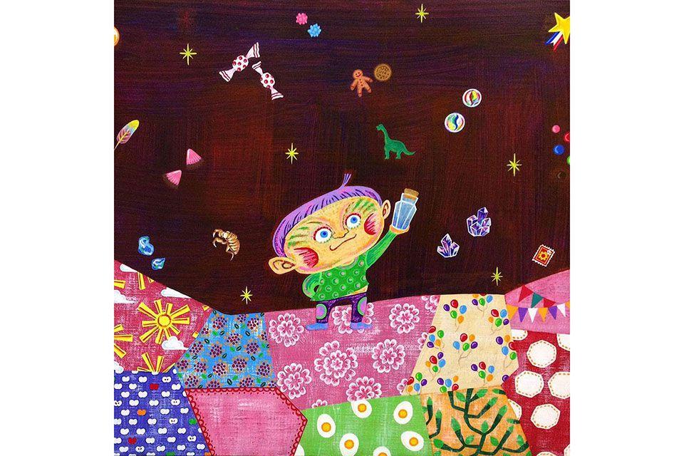 El Sonido Exhibition vol.3 鶴田典子 初個展「はじめて が いっぱい」