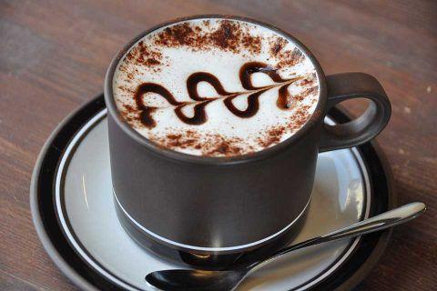 CAFE510/ホットチョコミルク