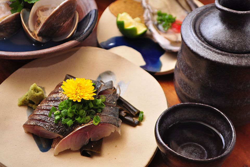 居心地抜群の居酒屋『ハナキ』。上海マーボーがものすごく美味しいよさ!