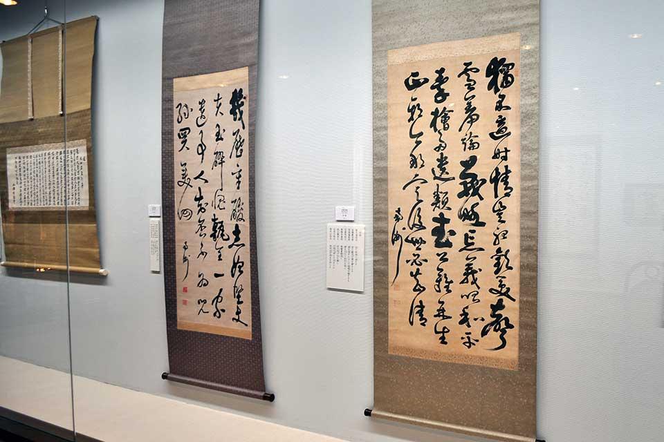 岩崎美術館収蔵品からみる西郷隆盛と新収蔵品展