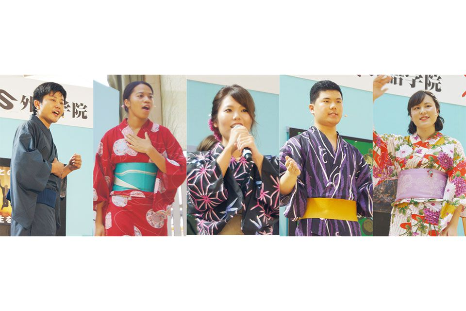 日本を世界に!英語スピーチライブ